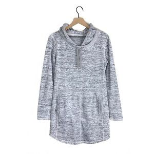Athleta Techie Sweat Hoodie Dress